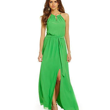 Gianni Bini FAN FAV Pamela Maxi Dress | Dillards