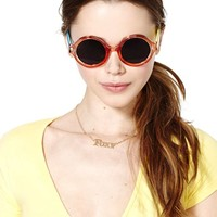 Le Specs X Craig & Karl Roundabout Shades