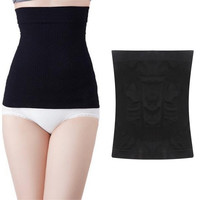 Women Body Tummy Shaper Control Girl Waist Cincher Girdle Corset Shapewear
