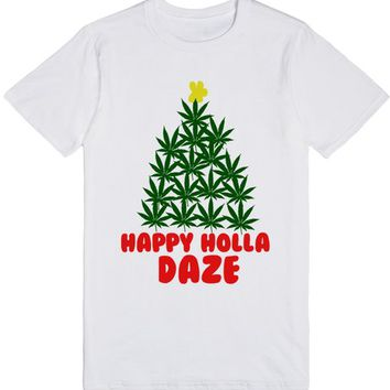 HAPPY HOLLA DAZE