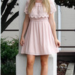 Penelope Blush Dress