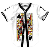 Queen of Spades Jersey