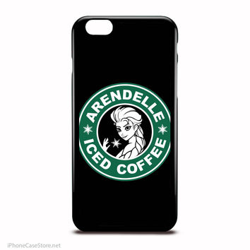 Iced Coffee Walt Disney Starbucks Logo Style Case For Iphone Case