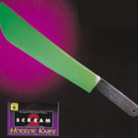 Knife Scream Ii Glow Dark