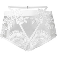 For Love And Lemons 'maifor' Briefs - Cose - Farfetch.com