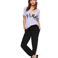 Perfect V-Neck Tee - PINK - Victoria's Secret