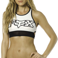Fox Racing Women's Acute Fixed Halter Bikini Top