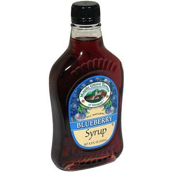 Maple Grove Blueberry Syrup (12x8.5 Oz)