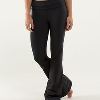 groove pant *ruffled up | women's pants | lululemon athletica