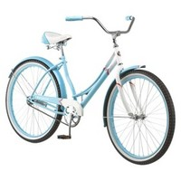 "SCHWINN LEGACY Womens 26"" Cruiser Bike"