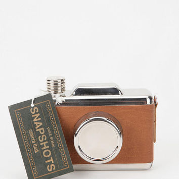 Urban Outfitters - Snapshots Camera Flask
