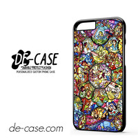 Custom Printed Disney Stained For Iphone 6 Iphone 6S Iphone 6 Plus Iphone 6S Plus Case Phone Case Gift Present