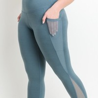 Mono B Hidden Back Pocket Leggings