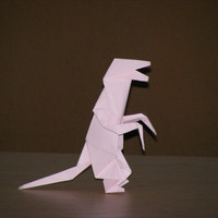 Dinosaur party, Origami Dino Party, Set of 20 Dinosaur Origami, Dinosaur party name table, Dino party Name table, T-rex party,