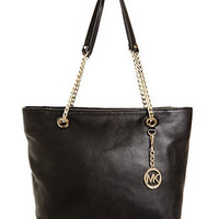 MICHAEL Michael Kors Handbag, Jet Set Large Chain East West Tote - Handbags & Accessories - Macy's