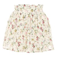 Broderie Print Mini Skirt - New In Fashion - New In