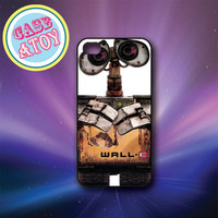 Wall E : IPhone 4/4s Case,IPhone 5 Case,Samsung Galaxy SIII,Hard Plastic Case,Soft Rubber
