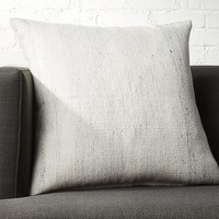 """23"""" rook ivory pillow"""