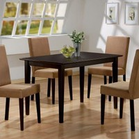 Coaster Furniture  100491-S5 DINING SETS