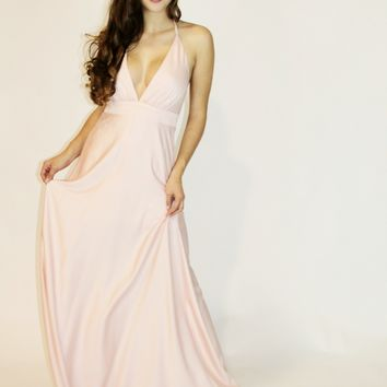 Pale Pink Perfect Gown