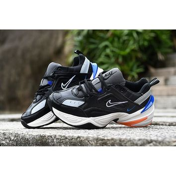 Hot sale popular~ Nike Air M2K Tekno retro men's and women's shoes new color Size: 36-45 Ready