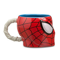 Sculptured Spider-Man Mug | Marvel |