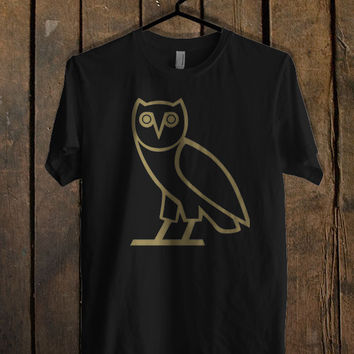 Drake Owl OVOXO Logo T Shirt Mens T Shirt and Womens T Shirt *