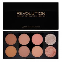 Ultra Blush and Contour Palette-Hot Spice - PALETTES