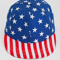 American Apparel - The American Flag Cap