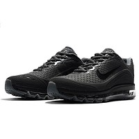 Nike Air Max 2017 Fashion Woman Men Running Sneakers Sport Shoes