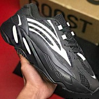 Adidas Yeezy 700 Street Tide brand 3M reflective casual sneakers