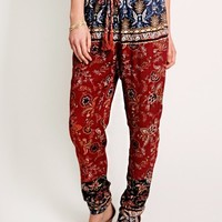 New Vista Printed Pants