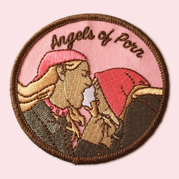 Angels of Porn ♡ The Ice Cream Kiss Patch from Nicole Dollanganger