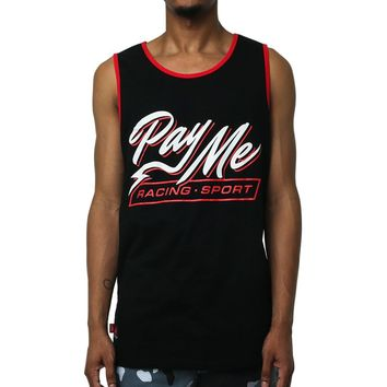 Pay Me Racing Sport Tank Top
