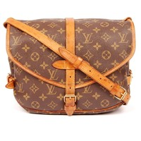 Louis Vuitton Saumur Messenger Bag 5621 (Authentic Pre-owned)