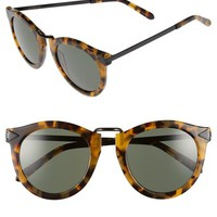 Karen Walker 'Harvest' 50mm Retro Sunglasses | Nordstrom