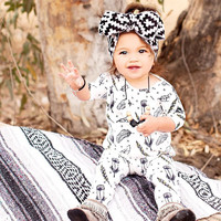 Children Baby Kids Cute Mom's baby Funny One-piece Clothing [9496576708]