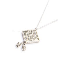Hope Tibetan Silver Necklace