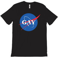 Nasa Gay Pride T-Shirt