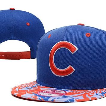Chicago Cubs New Era 9FIFTY MLB Baseball Cap Blue