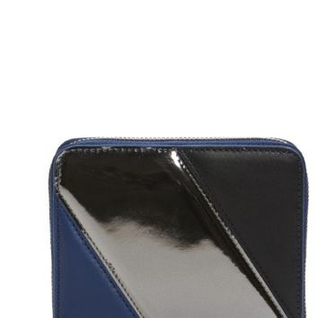 Diane von Furstenberg Small Za Leather Wallet | Nordstrom