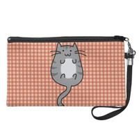 Cute Kitties Wristlet Purse