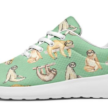 Sloth Lovers Sneakers