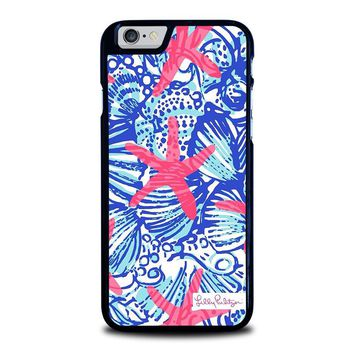 LILLY PULITZER PRETTY ESCAPE iPhone 6 / 6S Case Cover