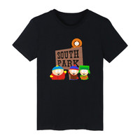 South park - kenny cartman stan and kyle - Mens t shirt