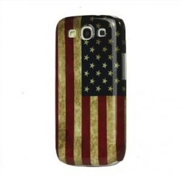 Vintage Flag Case for Galaxy S3