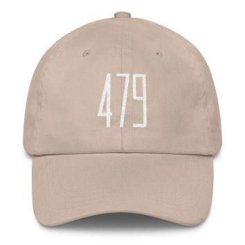479 Classic Dad Cap | The Inked Elephant
