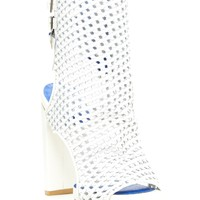 Jeffrey Campbell | Leyva Woven High Ankle Sandal | Nordstrom Rack