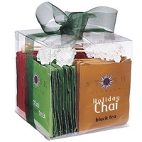Chai Teas and Sugar Swizzle Sticks