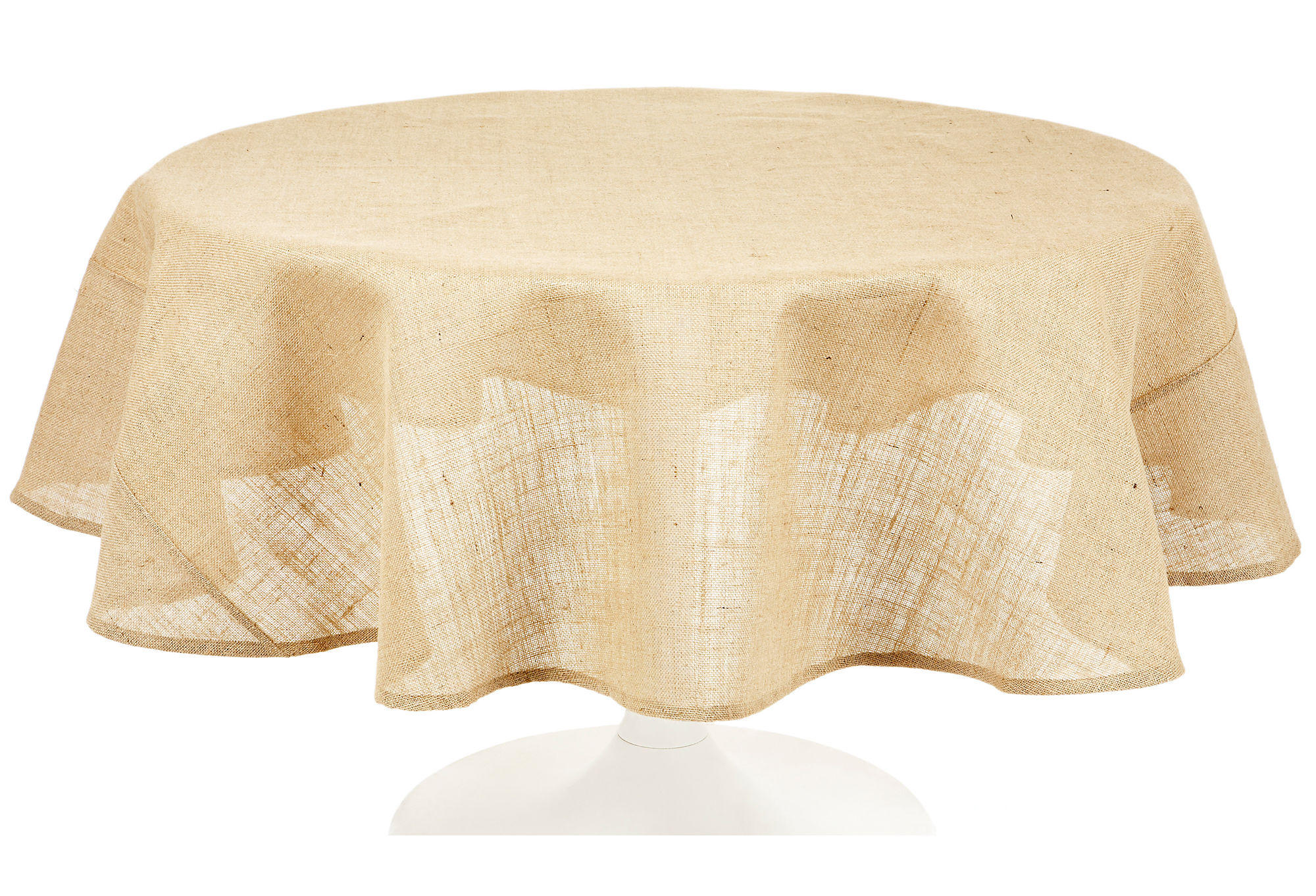 Metal Kitchen Canisters Burlap Round Tablecloth 90 Quot Tablecloths From One Kings Lane